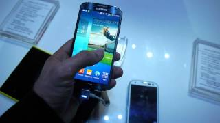 Samsung Galaxy S4 okostelefon bemutat vide | Tech2.hu