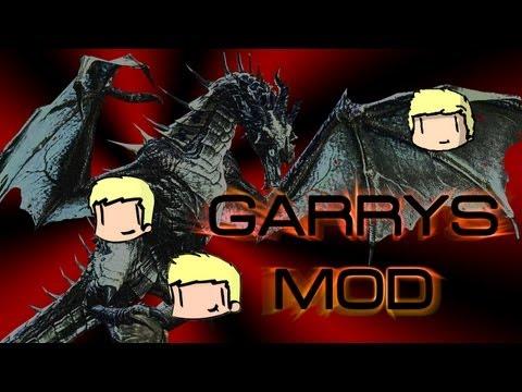 Garry's Mod - Skyrim Dragons Mod