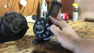 Saginaw vs Ford power steering