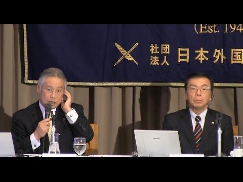 Hideo Kawahara & Akira Uehama: