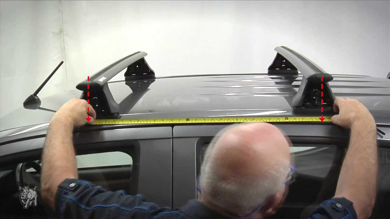 Rhino Rack How To Fit Vortex 2500 Roof Rack Systems