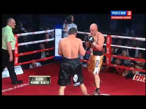 Рахим Чахкиев против Кшиштофа Влодарчика