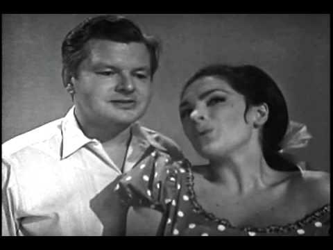 Benny Hill My Garden Of Love video