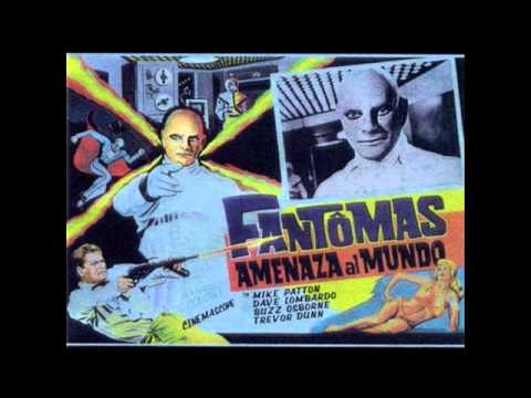 Fantomas - Mike Patton and Buzz Osborne (Part 1)
