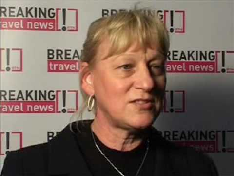 Pam Wilby, General Manager, Grosvenor House Dubai @ WTM 2008