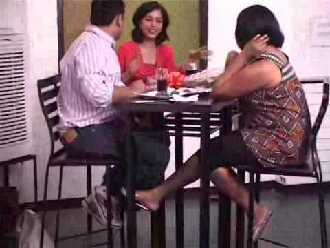 Footsie Under Table : Footsie - YouTube