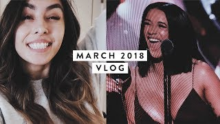 Download Lagu Monthly Vlog: March | Taco Bell Work Trip, iHeartRadio Awards & Lorde Concert Gratis STAFABAND