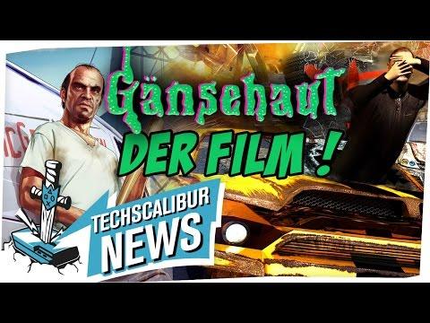 GEKLAUTE Karren in GTA Online und NEUES FlatOut kommt! - TECHSCALIBUR NEWS