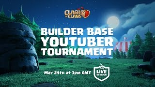 Clash of Clans - Builder Base Tournament Tomorrow!