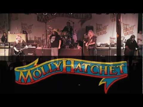 Molly Hatchet - Fall Of The Peacemakers (Live 2012)