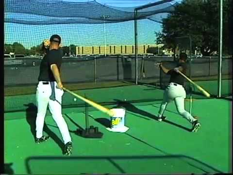 Effective & Fun Baseball Hitting Drills