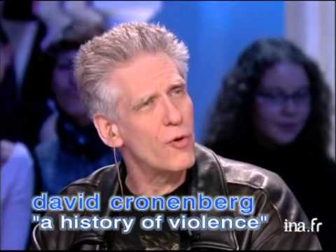 "Viggo Mortensen Et David Cronenberg à Propos Du Film ""A History Of Violence"" - Archive INA"