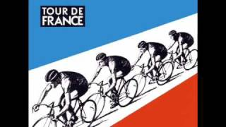 Watch Kraftwerk Tour De France video