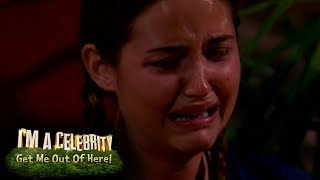 Tears Flow as the Celebs Read Letters From Loved Ones | I'm A Celebrity... Get Me Out Of Here!