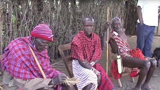 Imagine Changing: Maasai Rites of Passage