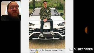 FazeRug Find What Is Hiding In The Picture - DTMP Drama Alert