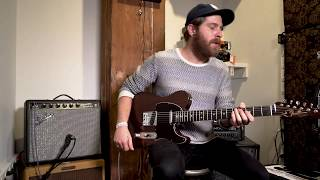 Fender Custom Shop 1967 Rosewood Telecaster Master Built by Kyle McMillin - Chicago Special Pickups