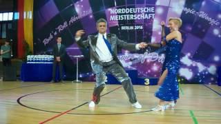 Sylvia Gauß & Karl-Heinz Stahl - Norddeutsche Meisterschaft 2016