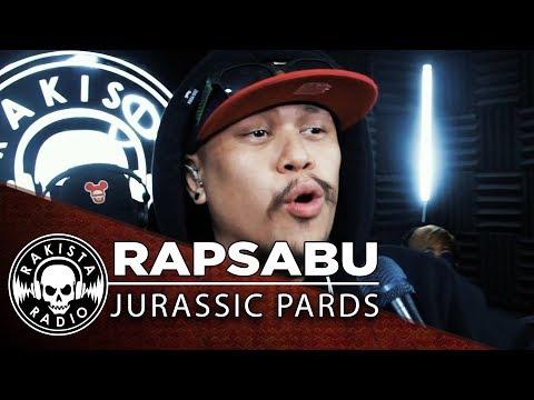 Rapsabu by Jurassic Pards | Rakista Live EP135