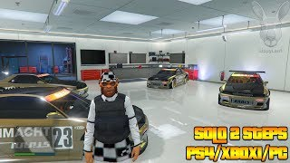 NEW EASIEST Solo 2 Steps Only GTA 5 Online Money Glitch PS4/XBOX1/PC