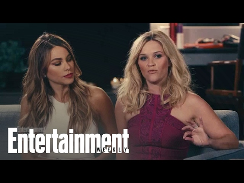 Sofia Vergara and Reese Witherspoon on comedic chemistry, female-driven films