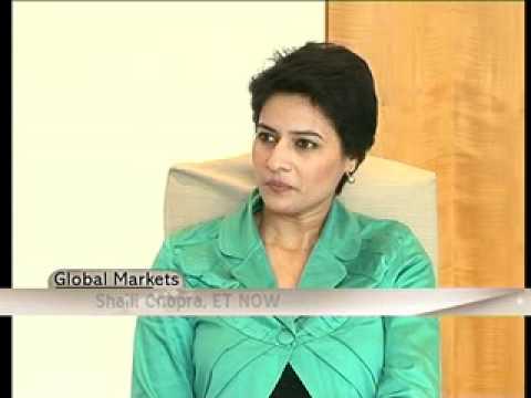JPMorgan's Viswas Raghavan-The Banker-Speaks To ET Now's Shaili Chopra.flv
