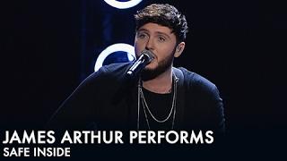 James Arthur Performs...