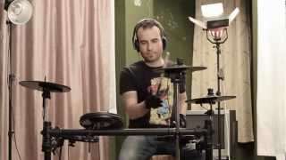 Polat Bektas - Hysteria (Drum Cover)