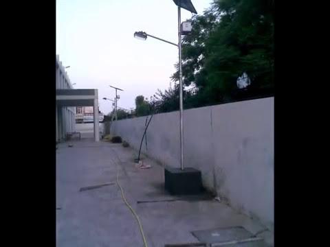 Solar Street Light Punjab