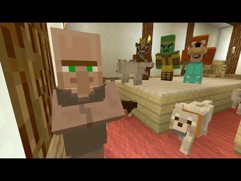 Minecraft Xbox Surprise 206
