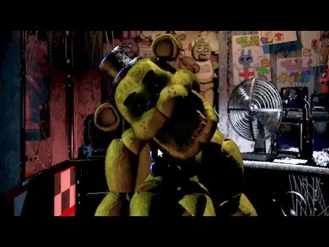 Five Nights at Freddy's - DEATH MONTAGE