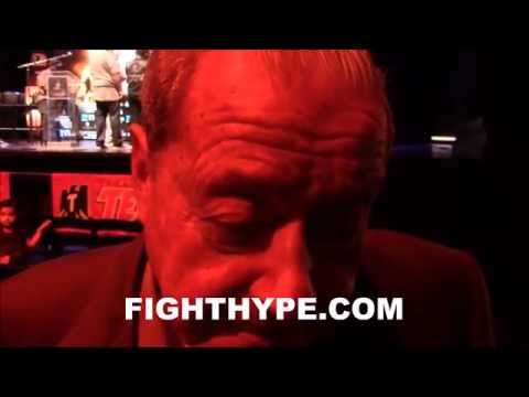 ARUM DOESNT THINK LEGAL ISSUES OF MIKE ALVARADO WILL PREVENT RUBBER MATCH WITH BRANDON RIOS