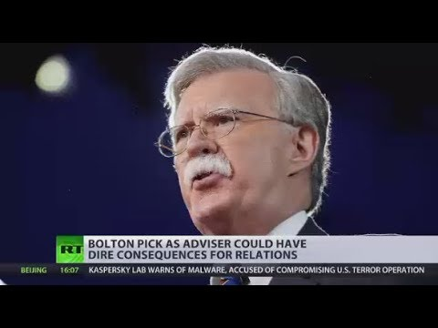 Meet John Bolton: Trump's new security adviser takes hawkish stance on Iran, North Korea