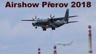 Airshow Prerov - Den letiště Přerov, 2018