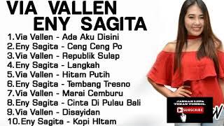 Dangdut Reggae Via Vallen Eny Sagita Terpopuler   YouTube