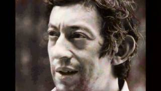 LA CHANSON DE PREVERT. SERGE GAINSBOURG. JACQUES PREVERT + LYRICS.