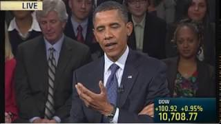 Anthony Scaramucci spars with Obama in 2010 over Wall Street