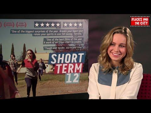 Brie Larson Interview Short Term 12 Star Wars