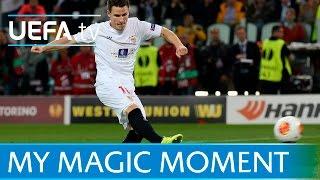 Kevin Gameiro - 2014 UEFA Europa League winning penalty