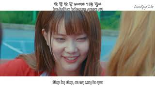 DIA - Can't Stop (듣고싶어) MV [English subs + Romanization + Hangul] HD