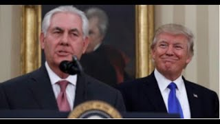 JUST IN! REX TILLERSON JUST FIRED EVERY HILLARY AND OBAMA PERSON AT THE STATE DEPARTMENT!