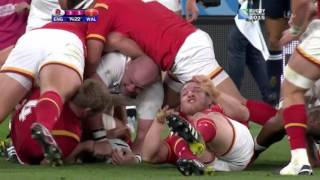 Rugby World Cup 2015 Group A England Vs Wales