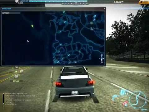 GTA. баги nfs world by .::
