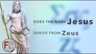 Video: Yeshua, Yesous, Iesous, Jesus are not derived from Zeus, the Greek pagan God - Michael Heiser
