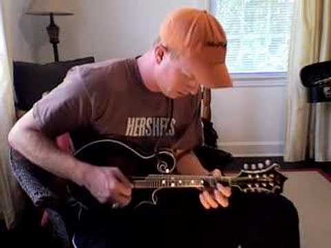 Red Haired Boy on Bluegrass Mandolin Lesson tab