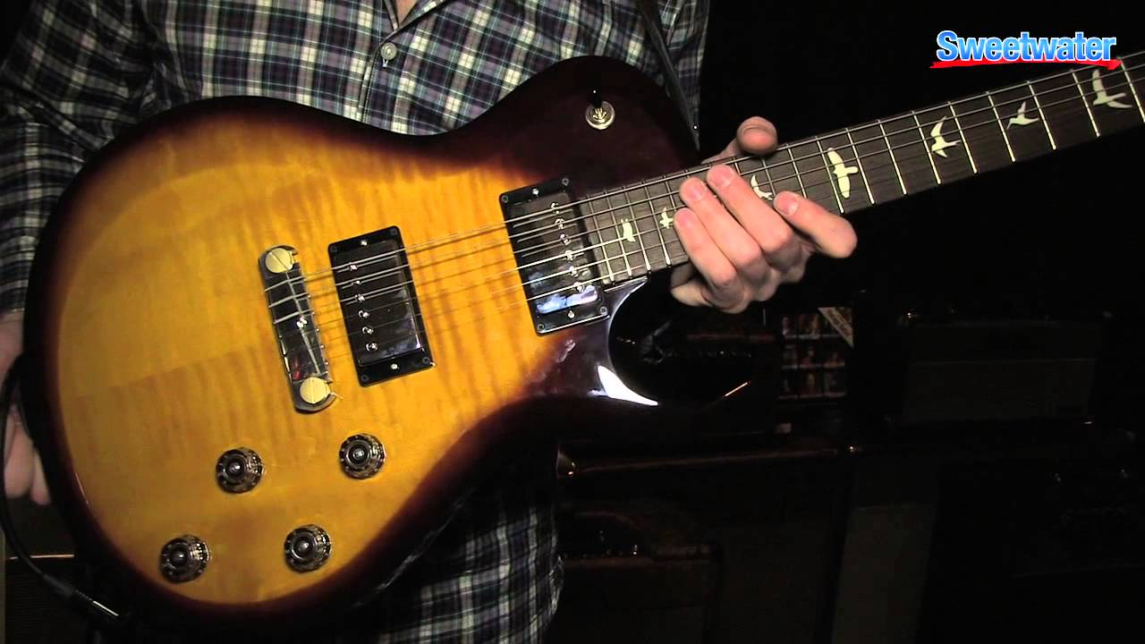 Prs se Singlecut Guitar Prs s2 Singlecut Guitar Demo