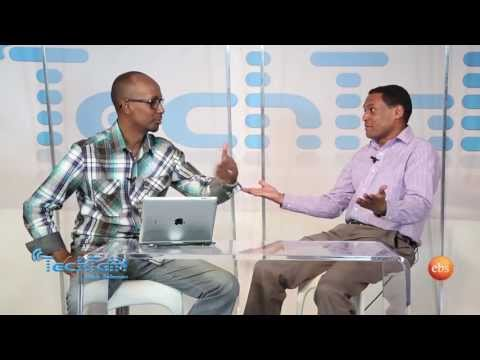 S2 Ep.7 Part 2: NASA Researcher Dr. Tilaye Tadesse TechTalk With Solomon
