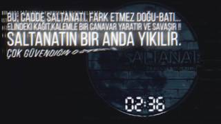 Spunk ft. Santi Universe & Handi & Hamza Yetik - Saltanat (2016/Official Lyric Video)