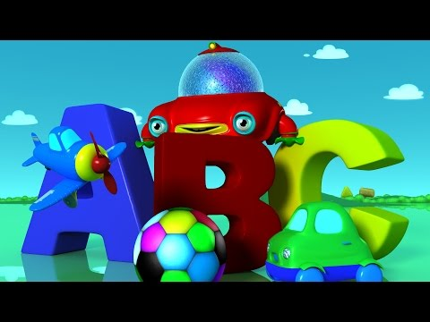 ALPHABET - ABC song with TUTITU