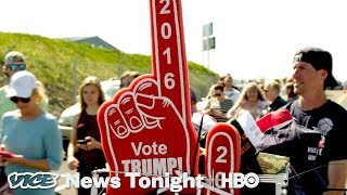 America First | VICE News Tonight's Special Report On Trump's First Year In Office (HBO)